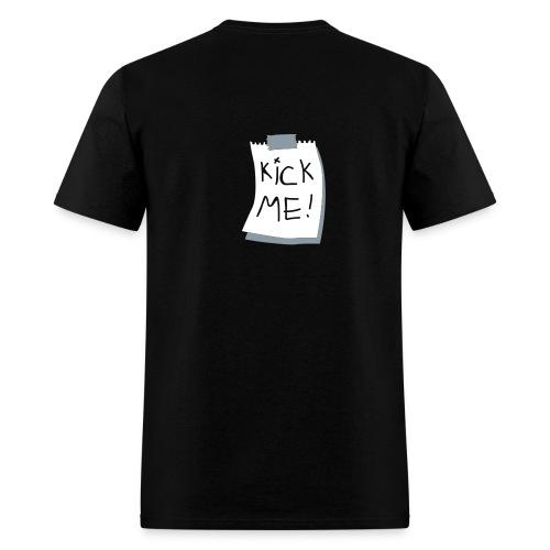kick me tee - Men's T-Shirt
