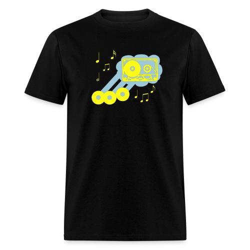 casette tee - Men's T-Shirt