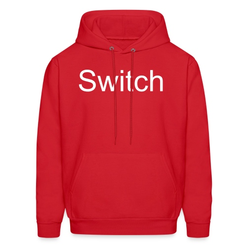 Red Switch Hoody - Men's Hoodie