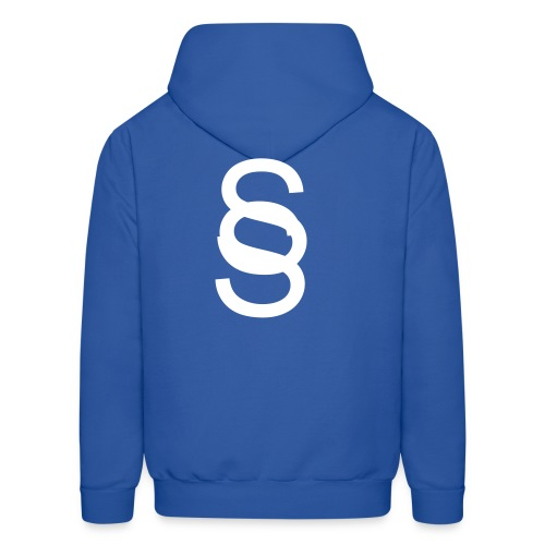 Blue Switch Hoody - Men's Hoodie