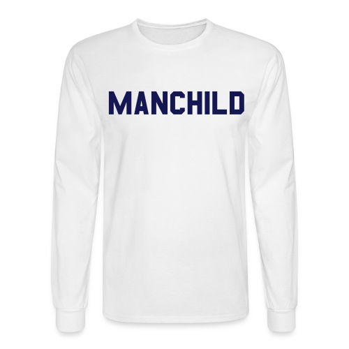 MANCHILD Long Sleeve T-Shirt - Men's Long Sleeve T-Shirt