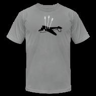 T-Shirts ~ Men's T-Shirt by American Apparel ~ [planehunt]