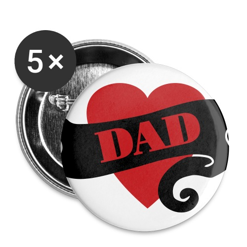 Small Buttons - Father's Day Sale. Cheap prices on all Father's Day themed clothing and accesories.