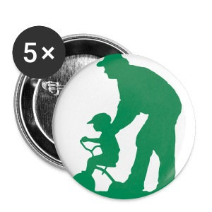 Large Buttons - Father's Day Sale. Cheap prices on all Father's Day themed clothing and accesories. Check other pages for more.