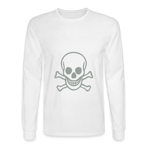 Heavy - Men's Long Sleeve T-Shirt