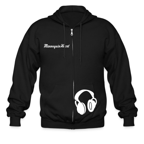 Men's Zipper - Men's Zip Hoodie