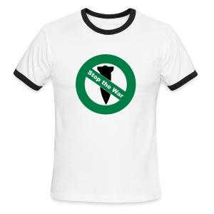 Stop the War - Men's Ringer T-Shirt