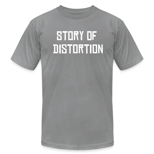 S.O.D Grey - Men's  Jersey T-Shirt