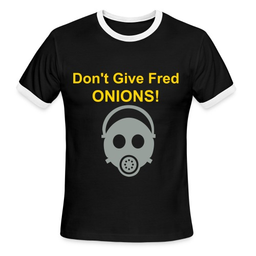 Onions! (Ring Tee) - Men's Ringer T-Shirt