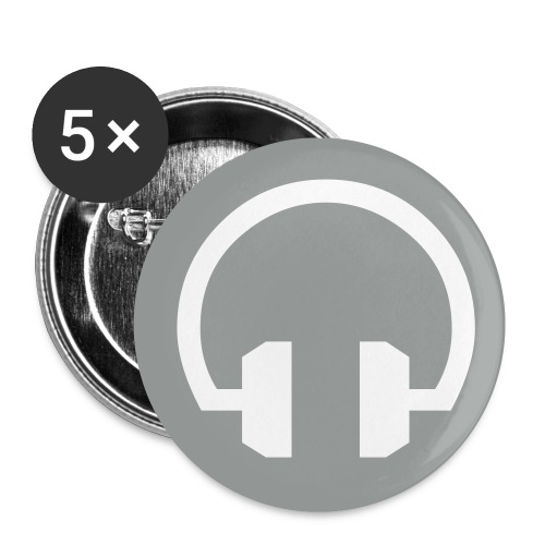 Headphones - Small Buttons