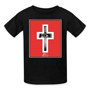FOCUS ON HIM - TDG SIGNATURE COLLECTION - Kids' T-Shirt
