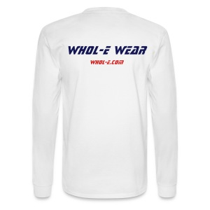 WHOL-E WEAR LONG TEE - Men's Long Sleeve T-Shirt