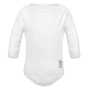 WHOL-E WEAR BABY - Long Sleeve Baby Bodysuit