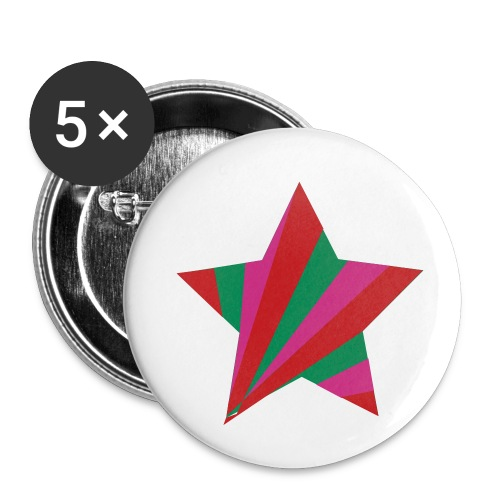 Star Buttons - Small Buttons