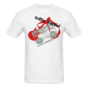 Indie Rocks - Men's T-Shirt