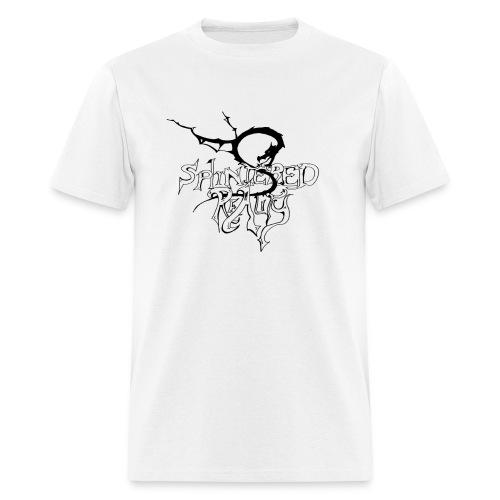 Dragon logo - Men's T-Shirt