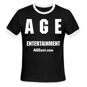 A G E  - Men's Ringer T-Shirt