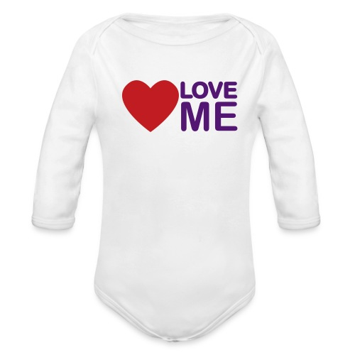 BABY CLOTHING by Babymagik - Organic Long Sleeve Baby Bodysuit