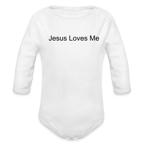 Christian Soldiers - Organic Long Sleeve Baby Bodysuit