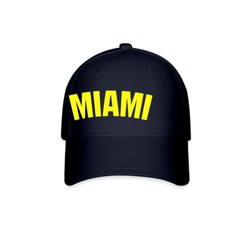miami cap - Baseball Cap