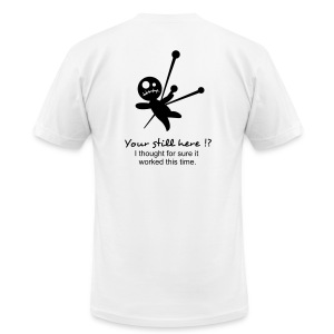 Disappointed - Men's Fine Jersey T-Shirt