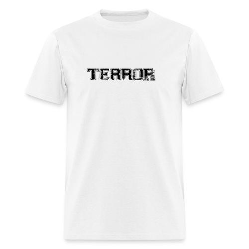 Terror T-shirt - Men's T-Shirt