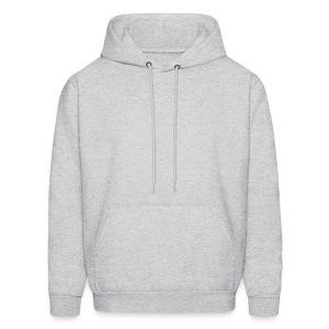 Plain Hooded Sweat Shirt - Men's Hoodie