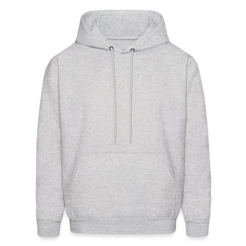 Plain Hooded Sweat Shirt - Men's Hoodie