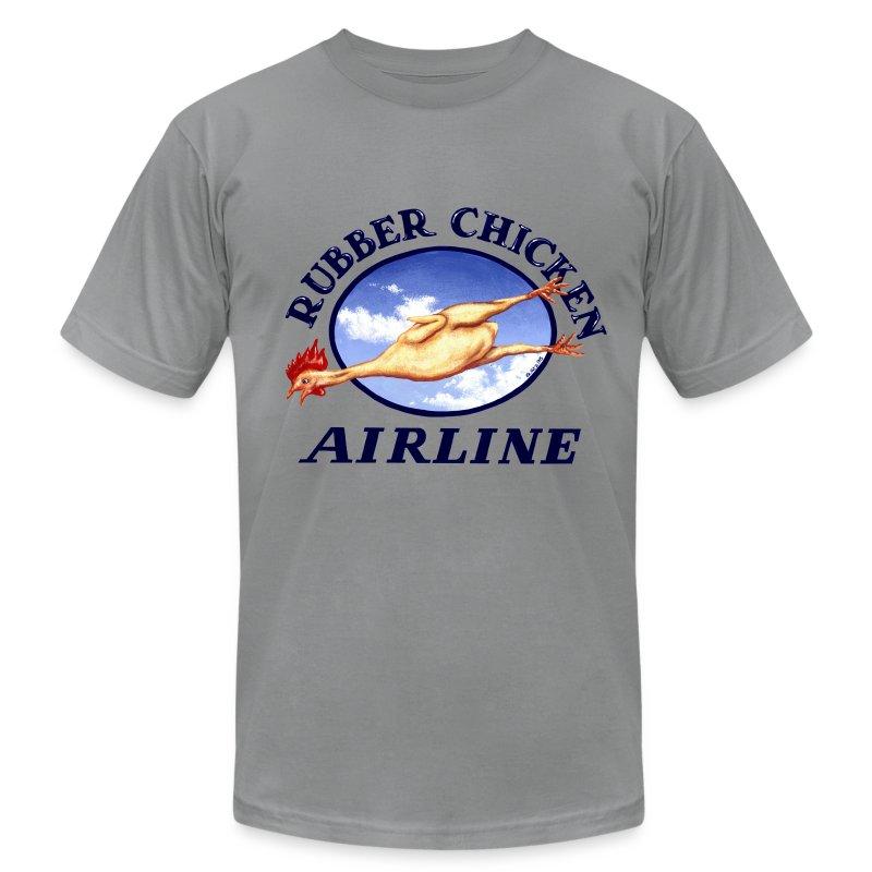 Rubber Chicken Airlines T Shirt Spreadshirt