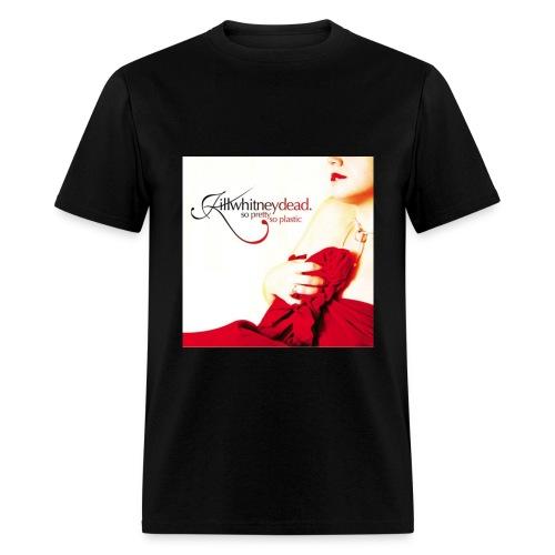 kill whitney dead t-shirt - Men's T-Shirt