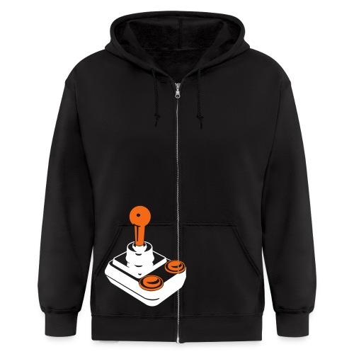 JoyStick Zip Up Hoodie - Men's Zip Hoodie