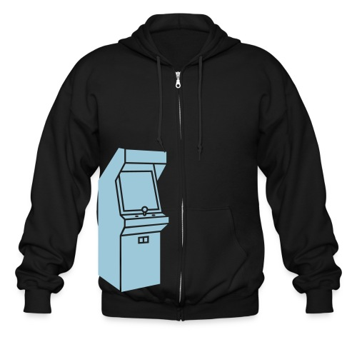 Arcade Zip Up - Men's Zip Hoodie
