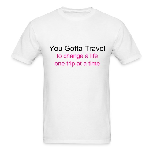 Men's T-Shirt - $5.00 from each sale will be donated to Breast Cancer Research