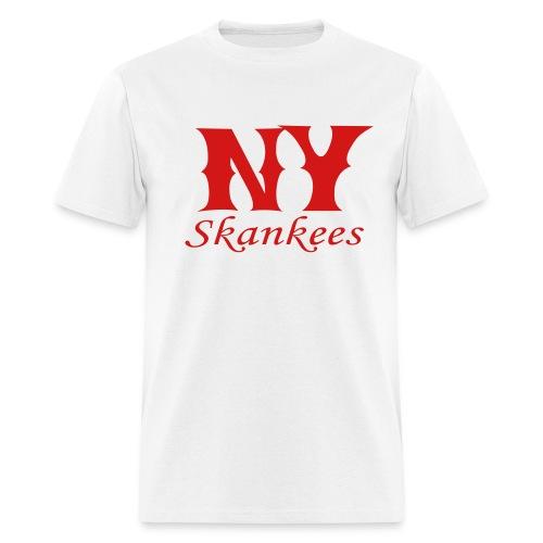 NEW YORK SKANKEES - Men's T-Shirt