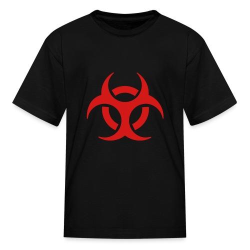 Biohazard Kids Shirt - Kids' T-Shirt