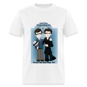 Gray & Sons LIghtweight Tee - Men's T-Shirt