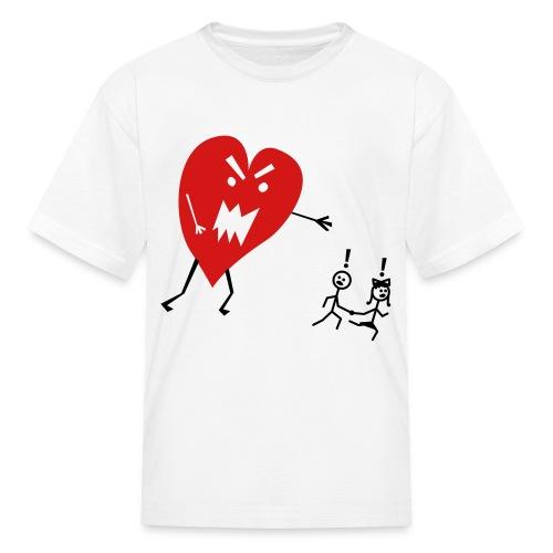 Heart Attack - Kids' T-Shirt
