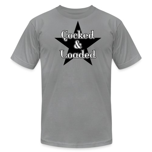Cocked & Loaded - Men's  Jersey T-Shirt