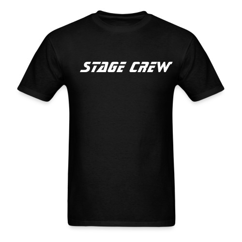 Stage Crew - Men's T-Shirt