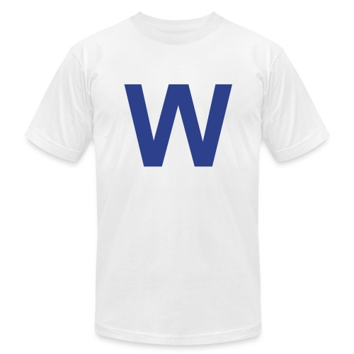 Cubs Win - Men's  Jersey T-Shirt