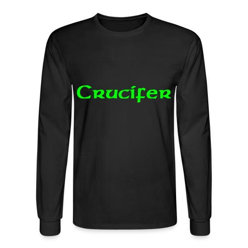 Crucifer Long Sleeve Definition Shirt - Men's Long Sleeve T-Shirt