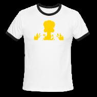 T-Shirts ~ Men's Ringer T-Shirt ~ [roach]