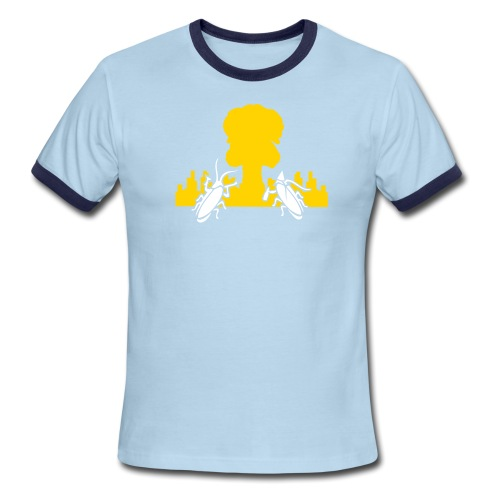 [roach] - Men's Ringer T-Shirt
