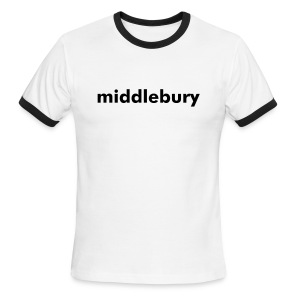 Middlebury Tee - Men's Ringer T-Shirt