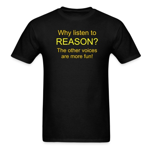 REASON? tee - Men's T-Shirt