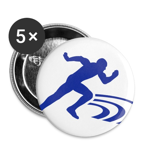 25mm Badge - Small Buttons