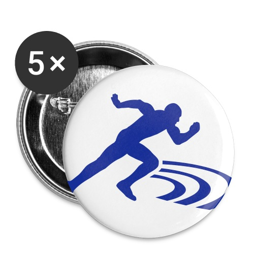 56mm Badge - Large Buttons