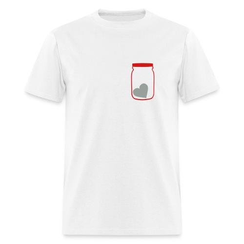 Guard you heart - Men's T-Shirt