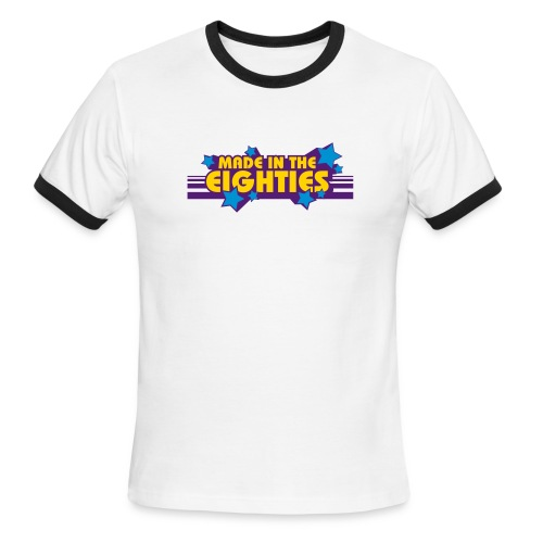 Made in the 80's - Men's Ringer T-Shirt