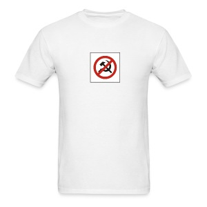 No Commies - Men's T-Shirt